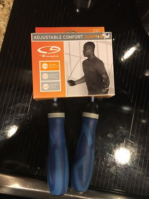 Adult 9 foot long jump rope for Sale in Cary, NC
