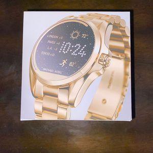 Michael Kors Smart Watch Men's for Sale in North Tonawanda, NY