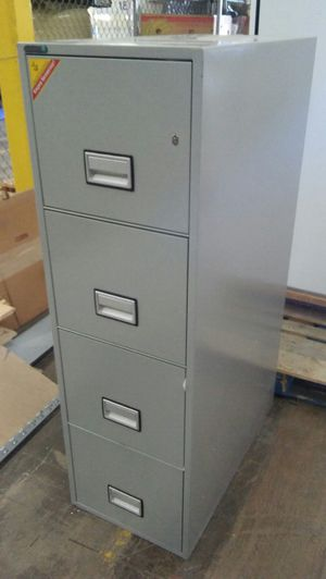 Brand New 500lb. Fire-Proof Filing Cabinet. Protect Your Documents From Fire. for Sale in Salt Lake City, UT