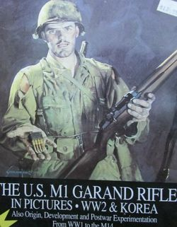 THE US M1 GARAND RIFLE BOOK for Sale in Beaver,  PA