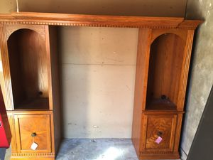 Wilton Entertainment Center ~ Real Wood for Sale in Virginia Beach, VA