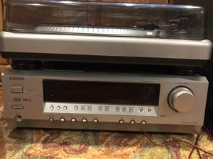 Onkyo Home Theater System & ION Turntable for Sale in Georgetown, TX