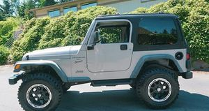BEST DEAL ONLINE Jeep Wrangler 2001 for Sale in New Orleans, LA