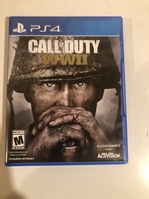Call of duty WW2 for Sale in South Gate, CA