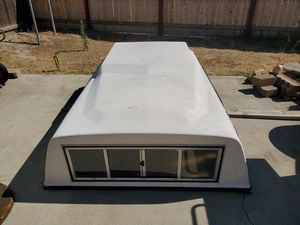 Camper Shell (about 88in x 59in) for Sale in Selma, CA