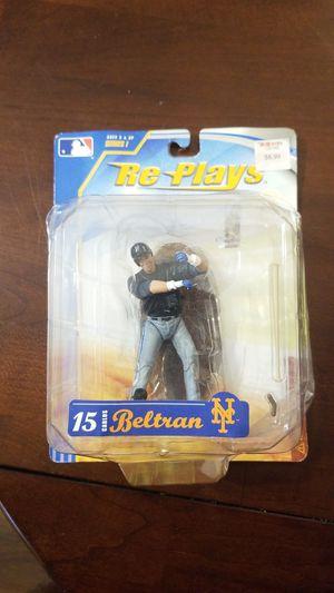 NY Mets Carlos Beltran Action Figure. for Sale in Marietta, GA