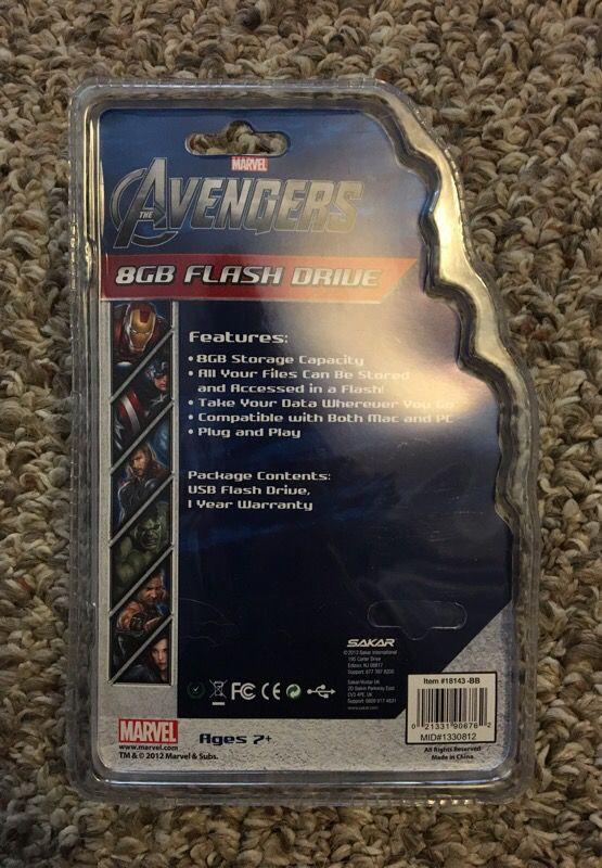 USB Flash Drive 8GB $5