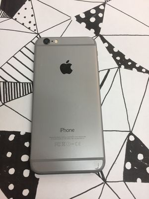 IPhone 6 (16 GB) Excellent Condition With Warranty for Sale in Somerville, MA