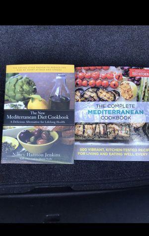 Brand New Mediterranean Cookbooks for Sale in Fort Belvoir, VA