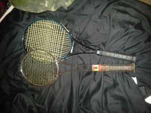 2 tennis rackets for Sale in Washington, DC