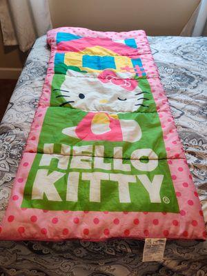Hello Kitty kid's sleeping bag for Sale in Clovis, CA
