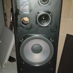 Onkyo Fusion Av S-45 Pair Floor Speakers for Sale in Santa Ana, CA