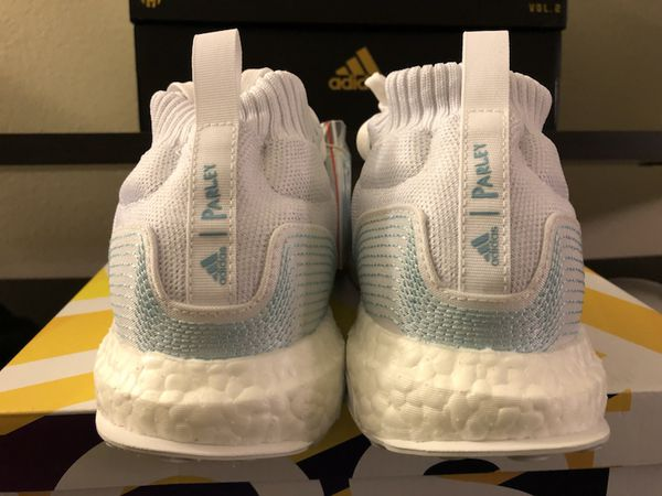 8e9684e58 Adidas Ultra Boost Mid Parley size 10.5 Brand New 747 Warehouse St ...