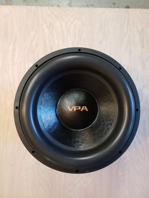 VICTORY PRO AUDIO 15 INCH SUBS for Sale in Pompano Beach, FL