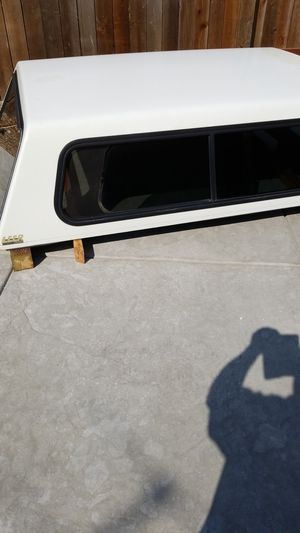 Toyota pick up camper shell for Sale in Sacramento, CA