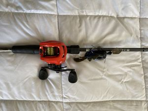 13 Fishing Concept Z w/ 13 Fishing FATE 7'1 MH for Sale in Clemmons, NC