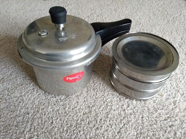 3 liter pressure cooker