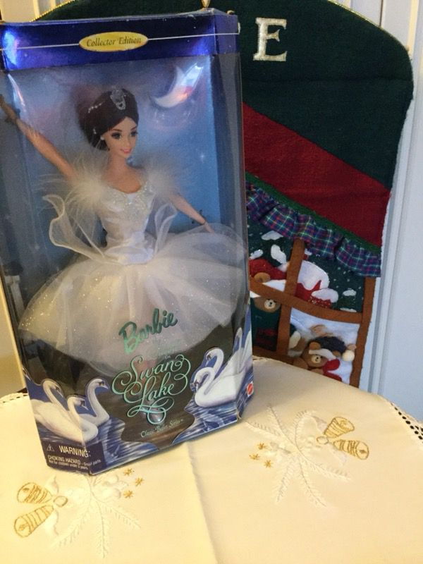 Love Barbie ❤️ Swan Lake Barbie / Beautiful Collectors edition Ballet series
