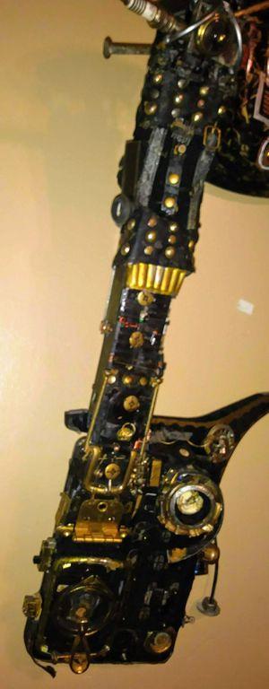 Telephone guitar for Sale in Long Beach, CA