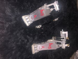 Double bass pedal (axis) for Sale in Riverside, CA
