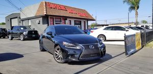 2015 Lexus IS for Sale in Bloomington, CA