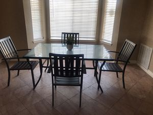 Outdoor dining for Sale in Hesperia, CA