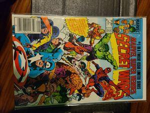 Marvel secret wars #1 for Sale in Los Angeles, CA
