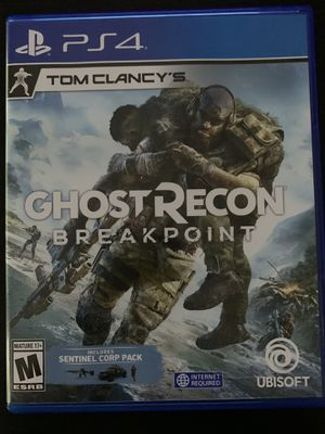 Ghost Recon Breakpoint - PS4 for Sale in Santa Ana, CA