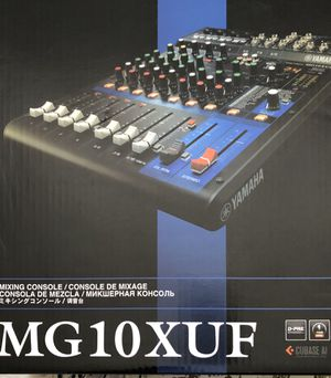 MIXER YAMAHA MG10XUF for Sale in Miami, FL