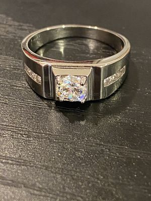 Stamped 925 Sterling Silver UNISEX RING- Code TK500 for Sale in Dallas, TX