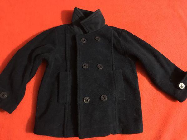 Boy navy blue jacket size 18M