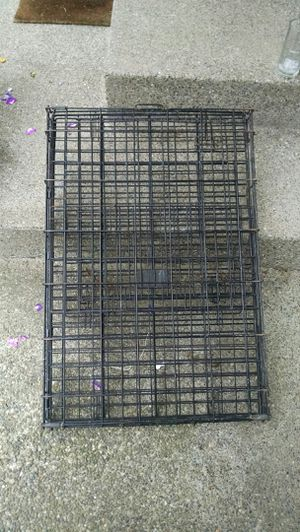 Large dog crate for Sale in Port Orchard, WA