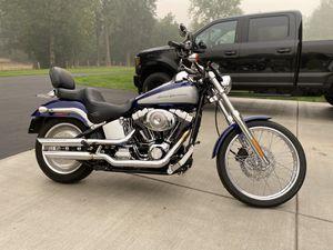 2006 Harley-Davidson Softail Deuce for Sale in Vancouver, WA