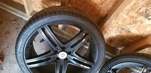 "22"" dropstar rims for Sale in Cleveland, OH"