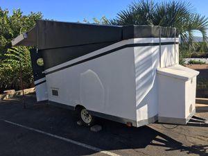 Track / camp trailer enclosed for Sale in Oceanside, CA
