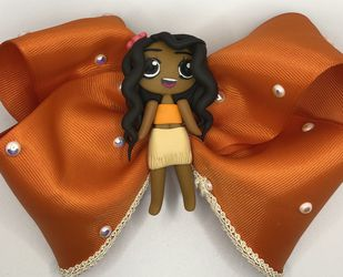 Moana Hair Bow For Girls for Sale in Aloha,  OR