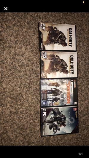 4 pc games for Sale in Benton, KS