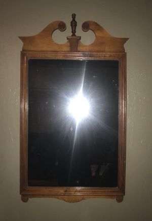 Antique wall mirror in great condition. for Sale in Denver, CO