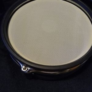 Hart's Dynamics 8 Inch Mesh Drum Silver Sparkle for Sale in Port Richey, FL