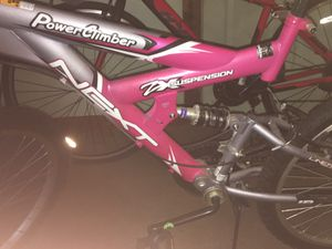 Next power climb girls mountain bike for Sale in Portsmouth, VA
