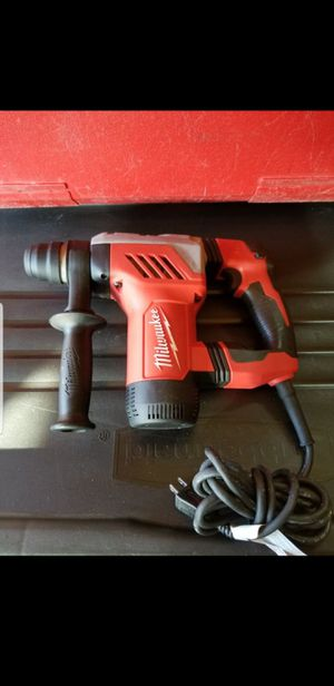 Milwaukee 1-1/8 in. SDS-Plus Rotary Hammer for Sale in Rialto, CA