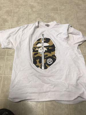 Bape Shirt for Sale in Hayward, CA