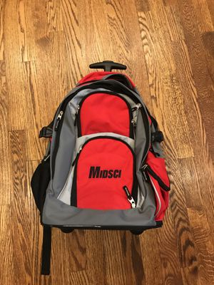 Backpack with wheels new used for Sale in Fairfax, VA