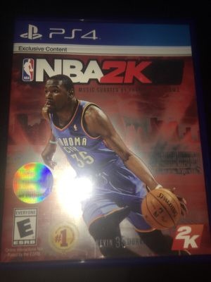 NBA 2k 15 for Sale in Silver Spring, MD