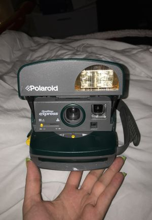 Authentic Vintage Green Polaroid for Sale in Greensboro, NC