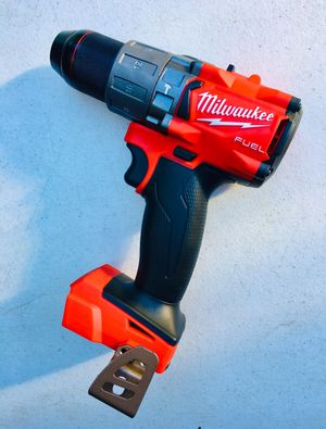 """New Milwaukee M18 FUEL Brushless 1/2"""" Hammer Drill 3rd GEN (Tool Only) for Sale in Modesto, CA"""