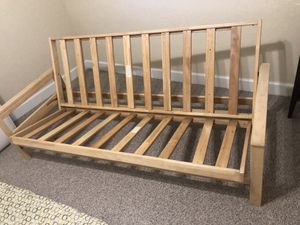 Confortable futon with extra cover and mattress / very clean home for Sale in Boynton Beach, FL