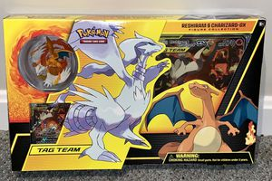 Pokemon TCG Reshiram and Charizard GX Box for Sale in Ashburn, VA