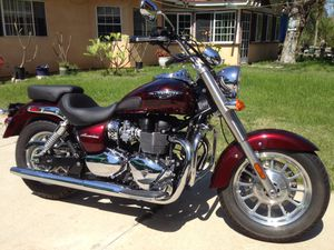 2014 Triumph Bonneville America Motorcycle for Sale in West Covina, CA