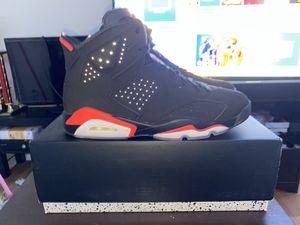 Jordan Retro 6 Infared Size 11 for Sale in Haddonfield, NJ